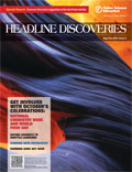 Headline Discoveries 2011 Issue 3